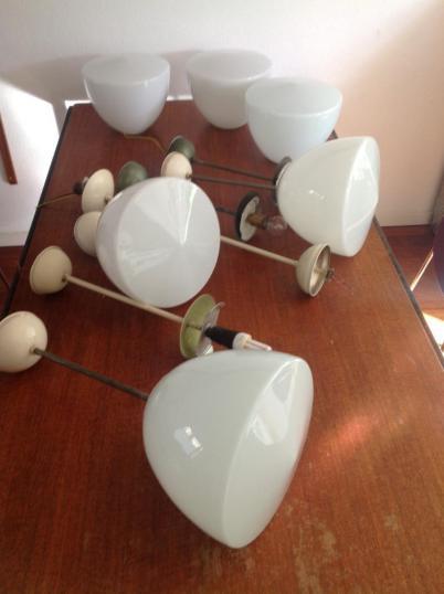 1 pasrtij lampen