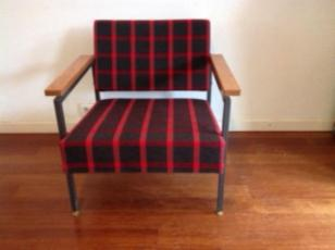 1 stoel geruim